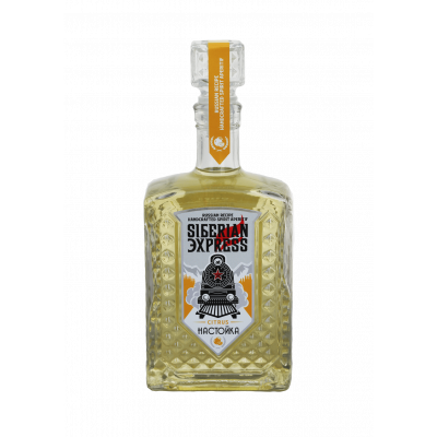 Traditional Russian Infused Vodka - Nastoyka Citrus